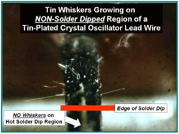 for Tin Whisker Mitigation