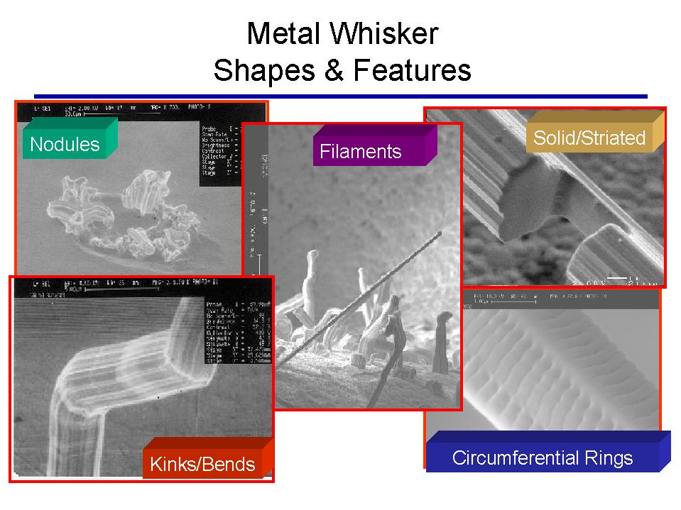 Basic Info on Tin Whiskers